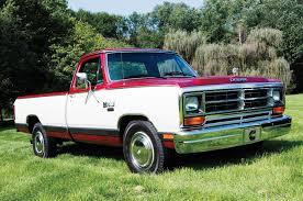 1985 dodge ram truck 1985 dodge ram cummins d001 development truck