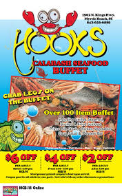 Seafood Buffets In North Myrtle Beach by King Crab Seafood And Country Buffet Myrtle Beach Resorts