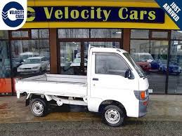 Daihatsu 4x4 Mini Truck For Sale 1995 Daihatsu Hijet Mini Truck All Mode 4wd 38k S For Sale In