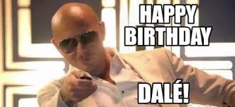Pitbull Meme Dale - meme maker pitbull generator