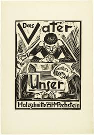 moma the collection max pechstein the lord u0027s prayer das