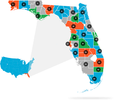 Bushnell Florida Map by Your Local Team Careersource Florida