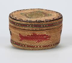 Basket Ottoman by Makah Basket Design In Living Things