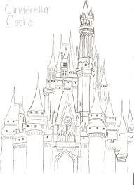 cinderella castle leaangel19 deviantart