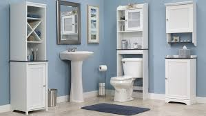 Bathroom Toilet Cabinet Bathroom Shelves Mesmerizing Bathroom Furniture Bath Cabinets