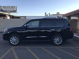 white lexus 2010 2010 used lexus lx 570 2010 lexus lx 570 4wd suv fully loaded at
