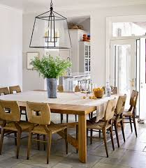 Country Dining Room Ideas Rustic Homemade Dining Room Table For Pastoral Homes Artenzo