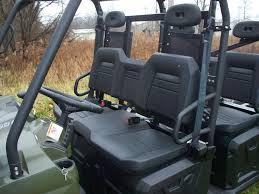 polaris ranger seat cover velcromag