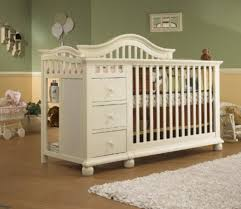 Cribs And Changing Tables Changing Tables White Crib And Changing Table Combo Graco