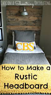 how to build a headboard home decor bedroom but it gave me such a awesome how to build a rustic wooden headboard with an attached light fixture headboard tutorial with how to build a headboard