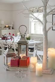 decoration table anniversaire 80 ans idée décoration table de fete déco table noël rouge et blanc 50