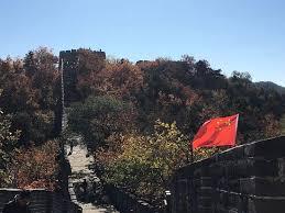 autumn colors picture of mutianyu great wall beijing tripadvisor
