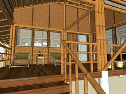 Native House Design Bamboo House Youtube