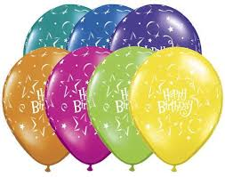 large birthday balloons happy birthday balloons 22 with large