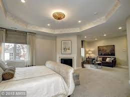 Bedroom Furniture Chesterfield Traditional Master Bedroom With Stone Fireplace U0026 Carpet Zillow
