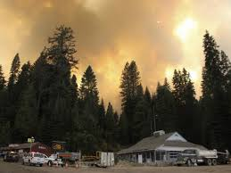 Ca Wildfire Training by Us Heatwave Deserts Burn In Triple Digit Temperatures As