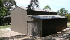 Awning Shed Steel Barns Australian U0026 American Barns The Shed Company