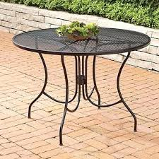Metal Patio Furniture Sets Metal Outdoor Table Patio Outdoor Tables Black Metal Patio Chairs