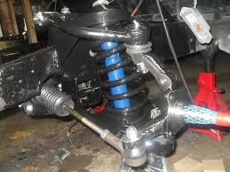 Classic Ford Truck Suspension - independent front suspension for u002753 chevy truck restoration