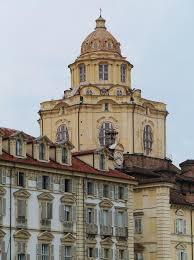 cupola di san lorenzo torino la cupola della chiesa di san lorenzo a torino immagine stock