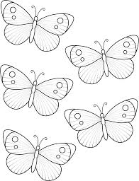 download butterfly template 3 for free tidyform