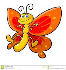 cartoon butterfly stock illustration image 52774525