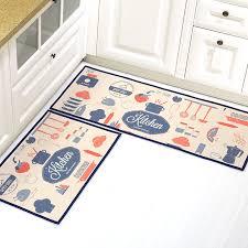 tapis pour la cuisine pour cuisine lavable 12 avec la homeezy et moderne de anti slip