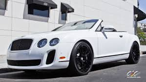 bentley gtc bentley gtc supersports isr