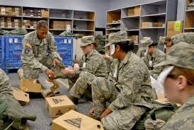 Lackland Air Force Base Map Troop Support Commander Sizes Up Recruits At Lackland Afb