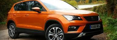 seat ateca interior seat ateca 1 6 tdi se suv review car keys