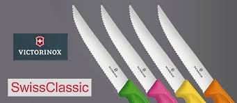 couteaux victorinox cuisine couteaux de cuisine victorinox swissclassic