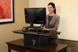 adjustable stand up desk portable standup desk desktop stand