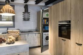 cuisines snaidero snaidero dévoile trois cuisines idéales pour un loft
