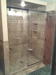 glass shower door towel bar replacement bathroom cool bathroom design with frameless shower doors plus