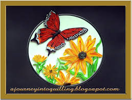 a journey into quilling paper crafting graphic quilled picture