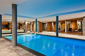 50 Indoor Swimming Pool Ideas Taking A Dip In Style House Swimming Pool Design
