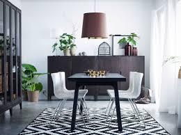 ikea dining room furniture unique dark wood curve table legs white
