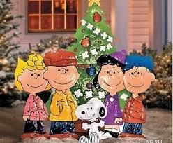 peanuts characters christmas peanuts characters christmas yard decorations chritsmas decor