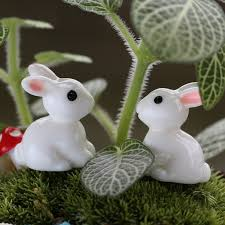 buy wholesale resin rabbit figurines from china resin
