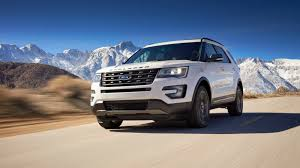 ford explorer 2017 black 2017 ford explorer review u0026 ratings edmunds