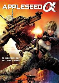 appleseed ex machina 2007 filmaffinity
