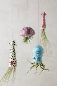 fun sea creature planters adventures of yoo