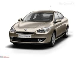 renault india 2010 renault fluence will it come to india team bhp