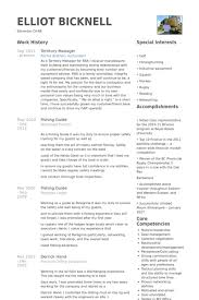 Office Administration Resume Samples by Territory Manager Resume Samples Visualcv Resume Samples Database