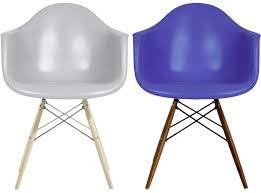 Eames Fiberglass Armchair Eames Daw Chair Fiberglass Replica 009 Fib Owh 000 Fin Glo 009