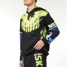 design jacket softball move u team softball custom team wear