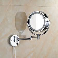 brass bathroom mirror brass wall mounted bathroom mirrors ebay