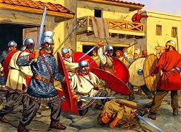 315 best germanic war art images on pinterest ancient rome