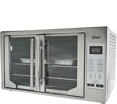 Toaster Oven Convection Oven Oster Xl Digital Convection Oven With French Doors Page 1 U2014 Qvc Com