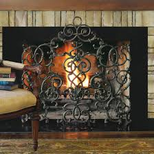 vineyard arch fireplace screen frontgate